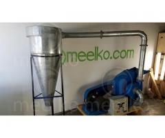 Molino triturador a martillo electrico Granos de maíz MKH500C-C