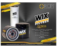 Filtros Wix para grúas