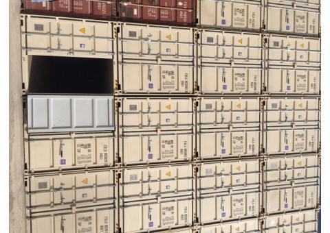 Venta de contenedores maritimos Nuevos y usados.