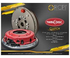 Clutch Twin Disc para grúas