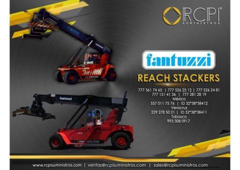 Partes para reach stacker Fantuzzi