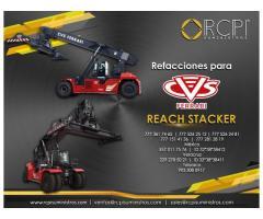 Partes para reach stackers Ferrari