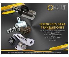 Selenoides para transmisiones de grúas