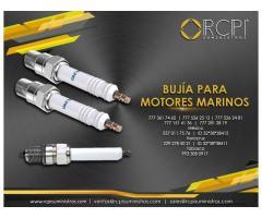 Bujías para motores marinos