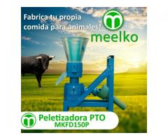 PTO 80-120kg - 150P MKFD Peletizadora 150mm 8hp