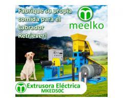 60-80KG 11KW - MKED050C Extrusora para pellets alimentación perros