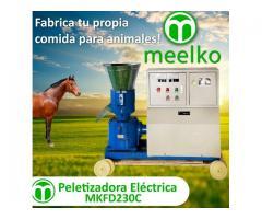 (Caballo) Eléctrica 11 kw 300-400 kg/h - Peletizadora 230 mm - MKFD230C