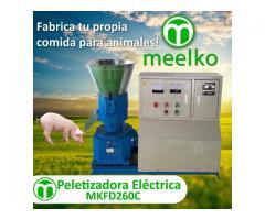 (Cerdo) Eléctrica Peletizadora 260mm 15kW 500-600kg/h - MKFD260C