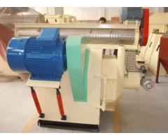 1000-1500 kg alimentos - MKRD350C-W Prensa para pellets anular industrial