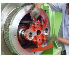 MKRD420C-W Peletizadora - Prensa balanceados pesada 2 toneladas por hora - MKRD420C-W