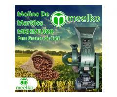 (Granos de Café) a martillo Molino triturador de biomasa eléctrico 360 kg - MKH198B