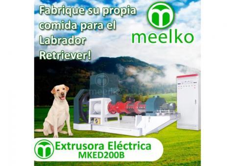 1800-2000kg/h 132kW - MKED200B Extrusora para alimento de perros
