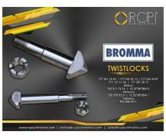 Twistlocks para spreaders
