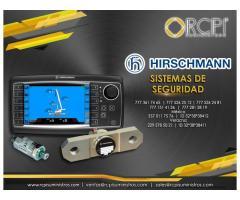 Sistemas de seguridad Hirschmann para grúas