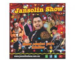 Show cómico para adultos ideal para fiestas y eventos