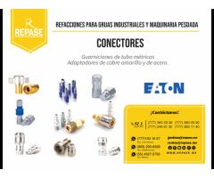 ACOPLADORES Y CONECTORES MARCA EATON