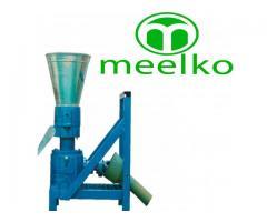 Alfalfas y pasturas 600-800kg - MKFD300P Peletizadora 300mm PTO