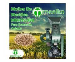 (Granos de Cebada) a martillo Molino triturador de biomasa eléctrico 360 kg - MKH198B