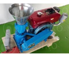 150 mm Diesel Peletizadora Mixta 8hp - MKFD150A