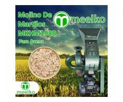 (Granos de Centeno) a martillo Molino triturador de biomasa eléctrico 360 kg - MKH198B