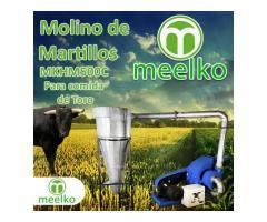 (Toro) Molino de biomasa a martillo eléctrico hasta 1500 kg hora - MKH500C-C