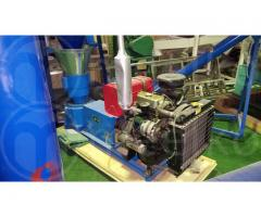 260 mm Diesel Mixta 35 HP Peletizadora - MKFD260A