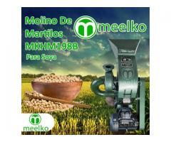 (Soya) a martillo Molino triturador de biomasa eléctrico 360 kg - MKH198B