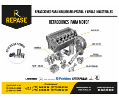 refacciones para motores Diesel marca DitroiT