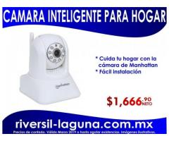 CAMARA INTELIGENTE MANHATTAN