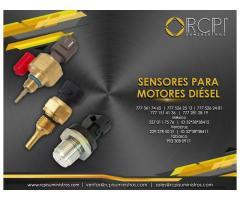 Sensores para motores industriales