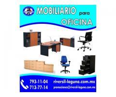 MUEBLES PARA ESCUELA, OFICINA Y PYME