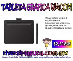 TABLETA GRAFICA WACOM