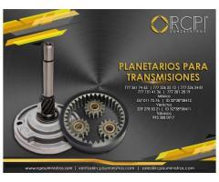 Planetario para grúas industriales