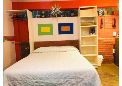 Habitación Para Rentar Por Noche