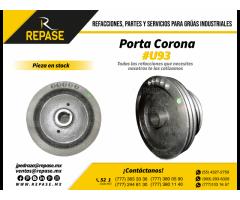 REFACCIONES PARA GRÚAS PORTA CORONA #U93