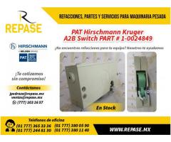 PAT HIRSCHMANN KRUGER A2B SWITCH 1-0024849
