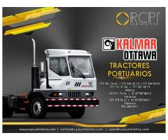 Refacciones para tractores portuarios