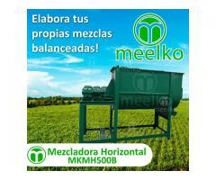 MEZCLADORA TIPO HORIZONTAL MKMH500B
