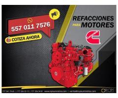 Repuestos para motores cummins de grúas industriales