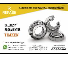 BALEROS Y RODAMIENTOS TIKMEN