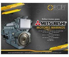 Repuestos para motores marinos Mitsubishi