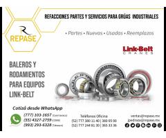 BALEROS Y RODAMIENTOS PARA EQUIPOS LINK-BELT