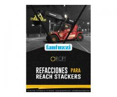 Repuestos para reach stacker fantuzzi