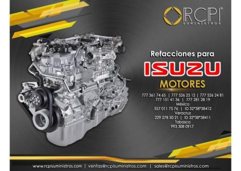 Repuestos para motores isuzu