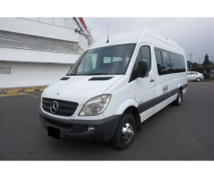 EMRESA VENDE MERCEDES ESPRINTER 2014