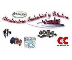 venta de valvulas industriales y equipo industrial