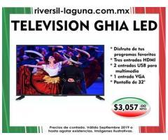 TELEVISION GHIA LED