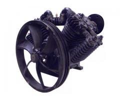 Cabezal para compresor de 10 h.p. (2 etapas) empresa Multitanques de méxico