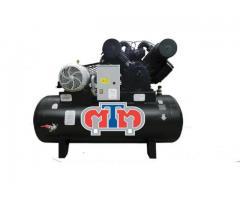 Compresor de 20 hp en tanque de 1,000 lts horizontal trifásico MARCA MULTITANQUES DE MÉXICO