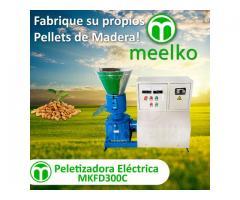 Peletizadora meelko MKFD300C